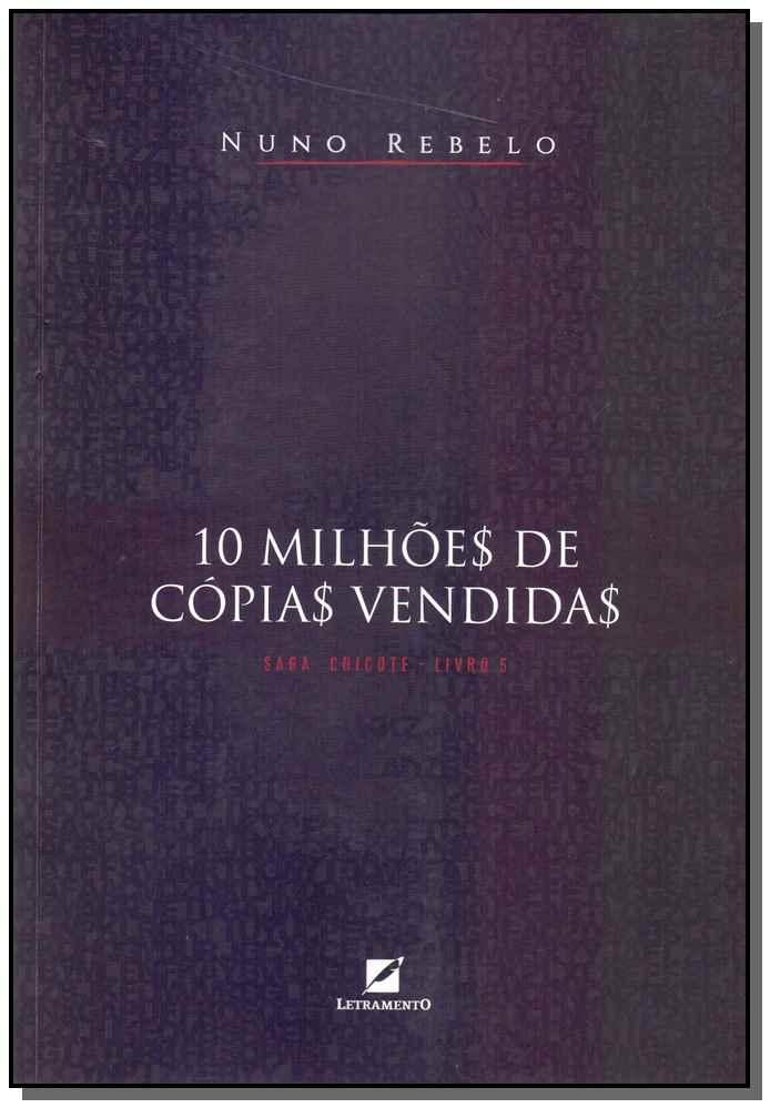 10 Milhões de Copias Vendidas