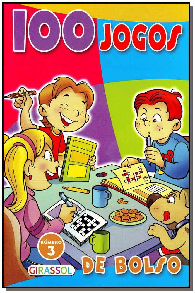 100 Jogos de Bolso - Vol. 03