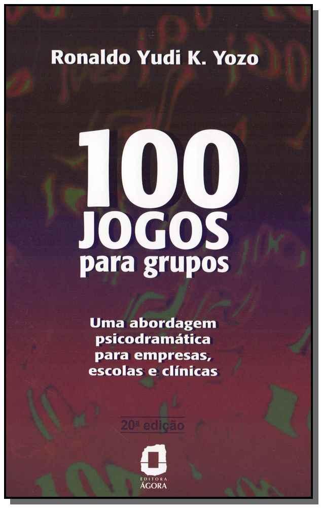 100 Jogos Para Grupos - 20Ed/96