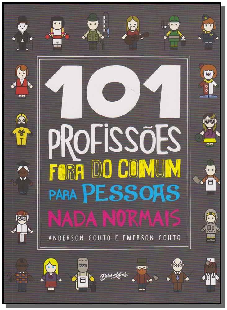 101 Profissões Fora do Comum Para Pessoas Nada Normais