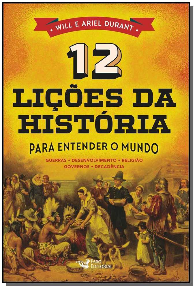 12 Lições da História