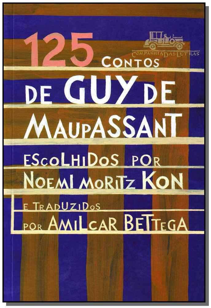 125 Contos De Guy De Maupassant