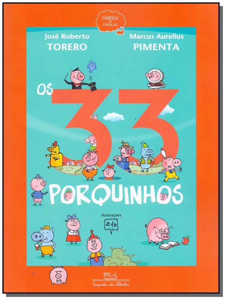 33 Porquinhos, Os - 02Ed/19