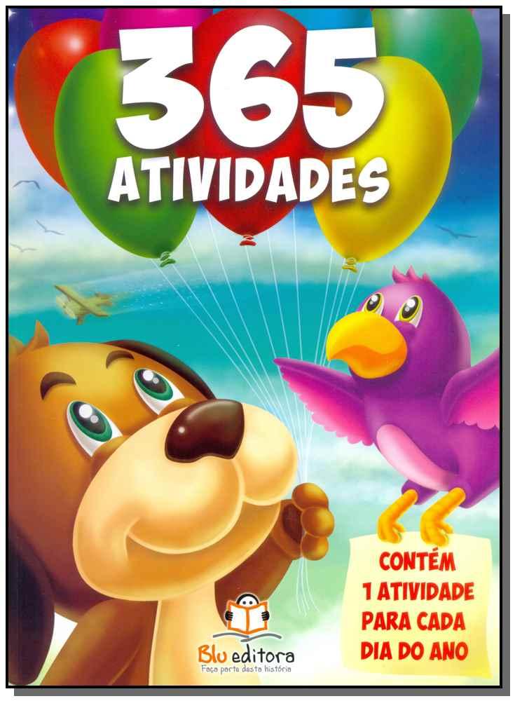 365 Atividades - 1 Atividade Para Cada Dia do Ano