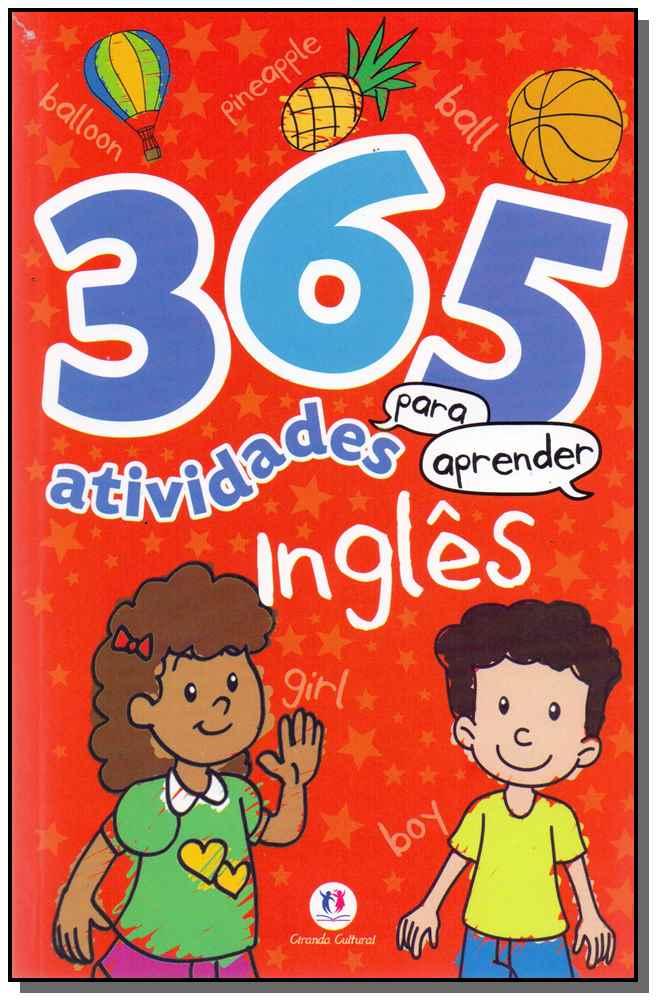 365 Atividades Para Aprender - Inglês