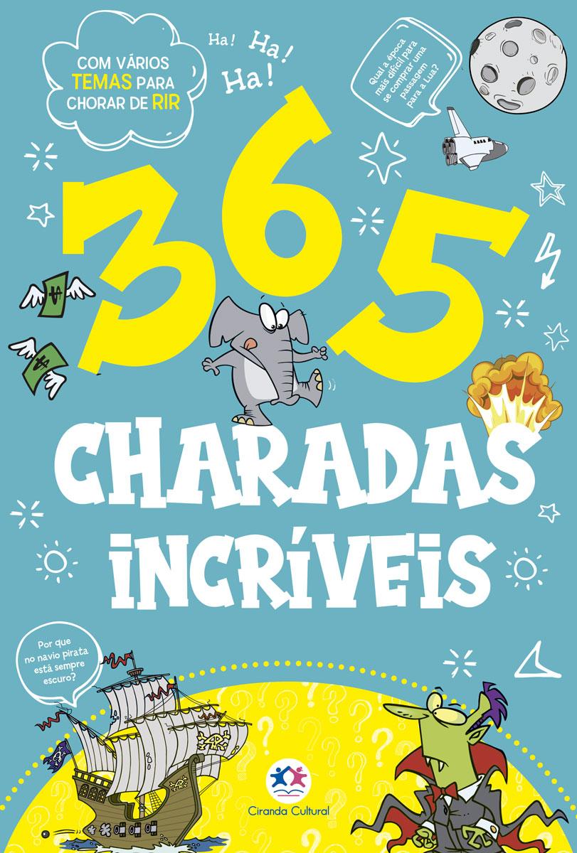 365 - Charadas incríveis - 02ed/20