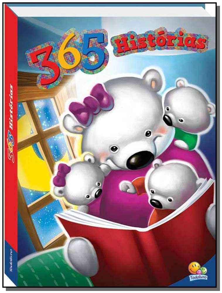 365 Historias Ed. Luxo