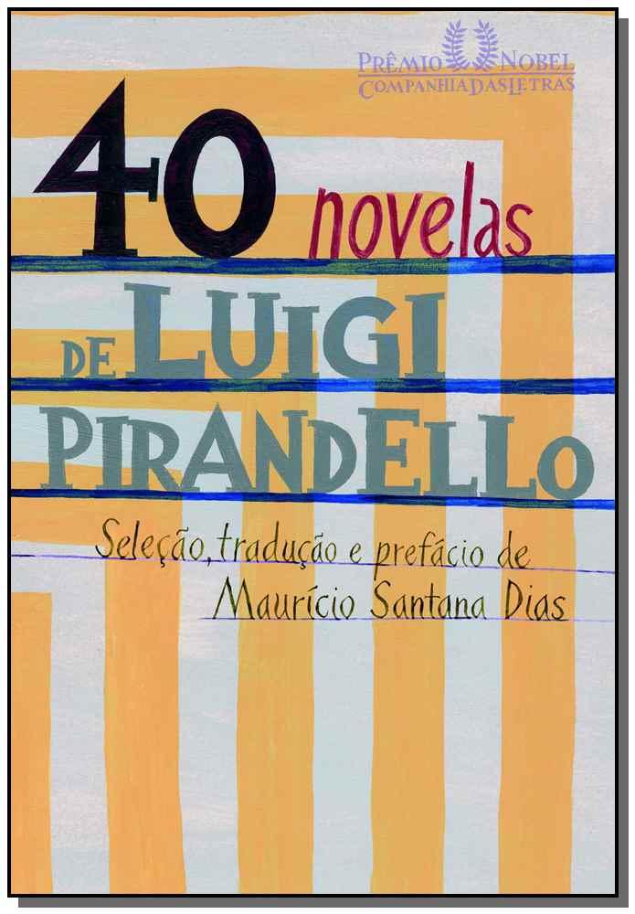 40 Novelas De Pirandello