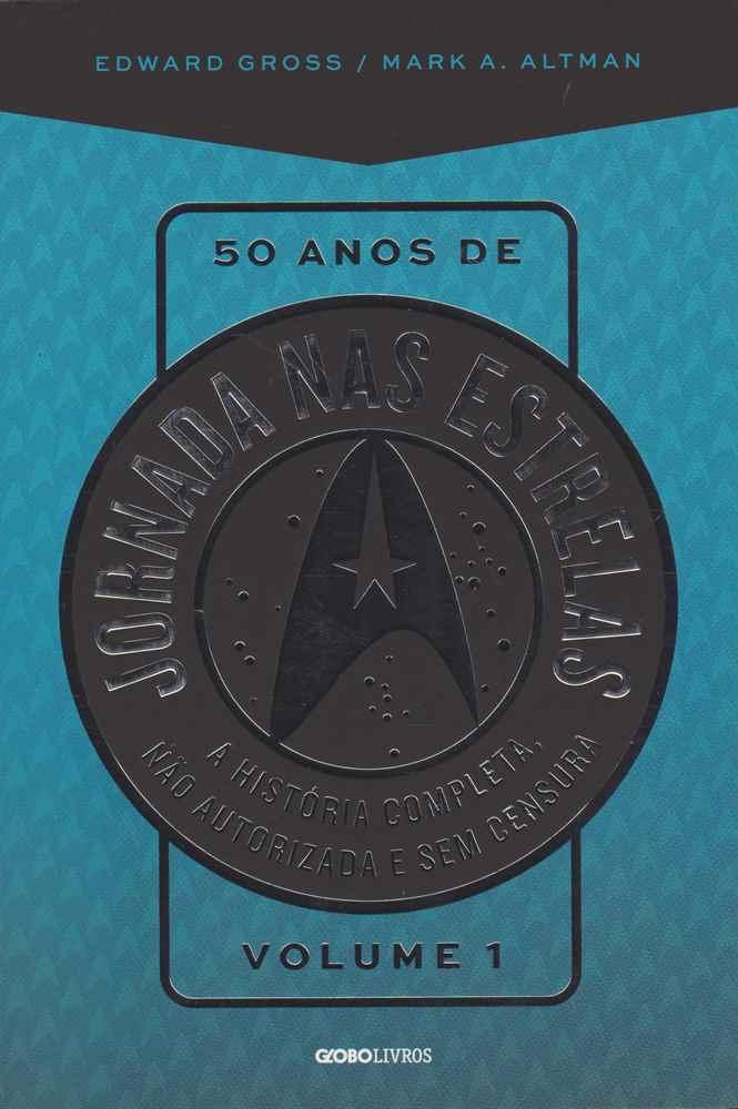 50 Anos De Jornada Nas Estrelas