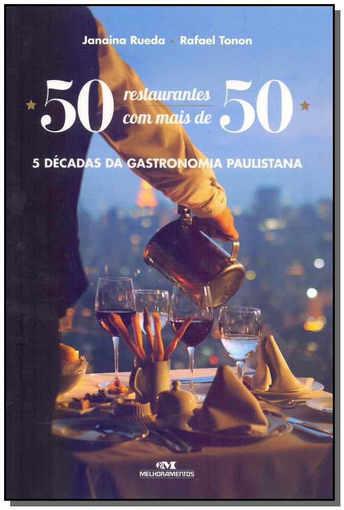 50 Restaurantes Com Mais de 50