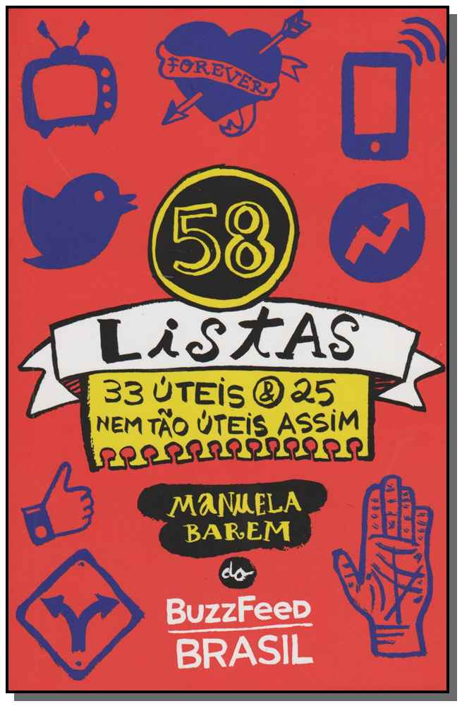 58 Listas (33 Úteis e 25 Nem Tão Úteis Assim)