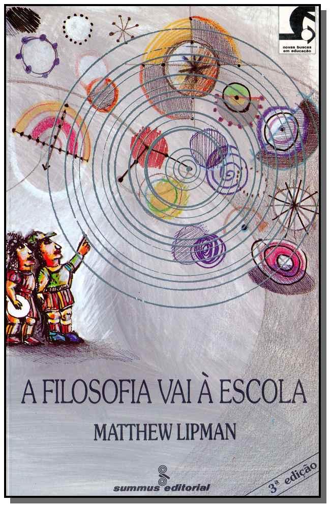 A Filosofia Vai à Escola - 03Ed/90