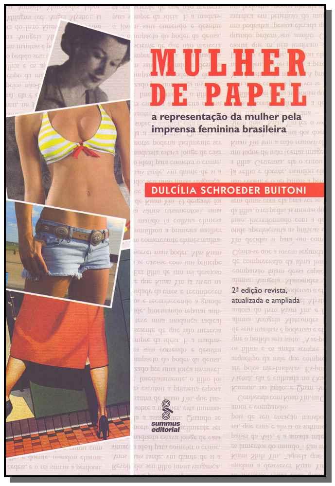 A Mulher de Papel - 02Ed/09
