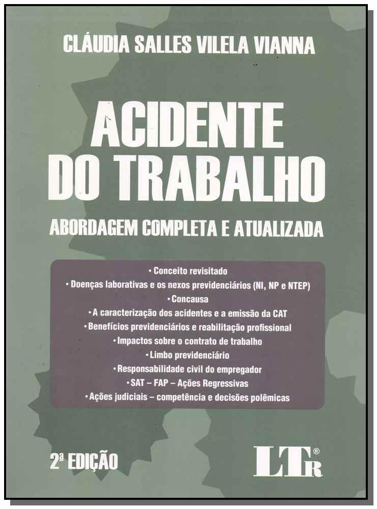 Acidente do Trabalho-02ed/17