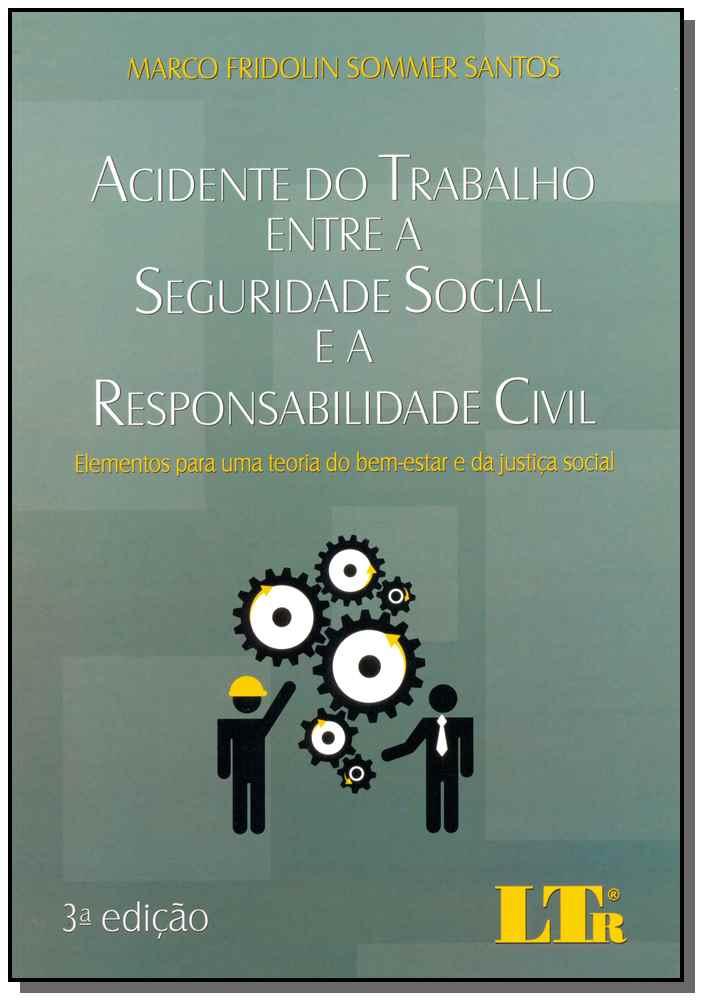 Acidente do Trabalho Entre a Seguridade Social e a Responsabilidade Civil