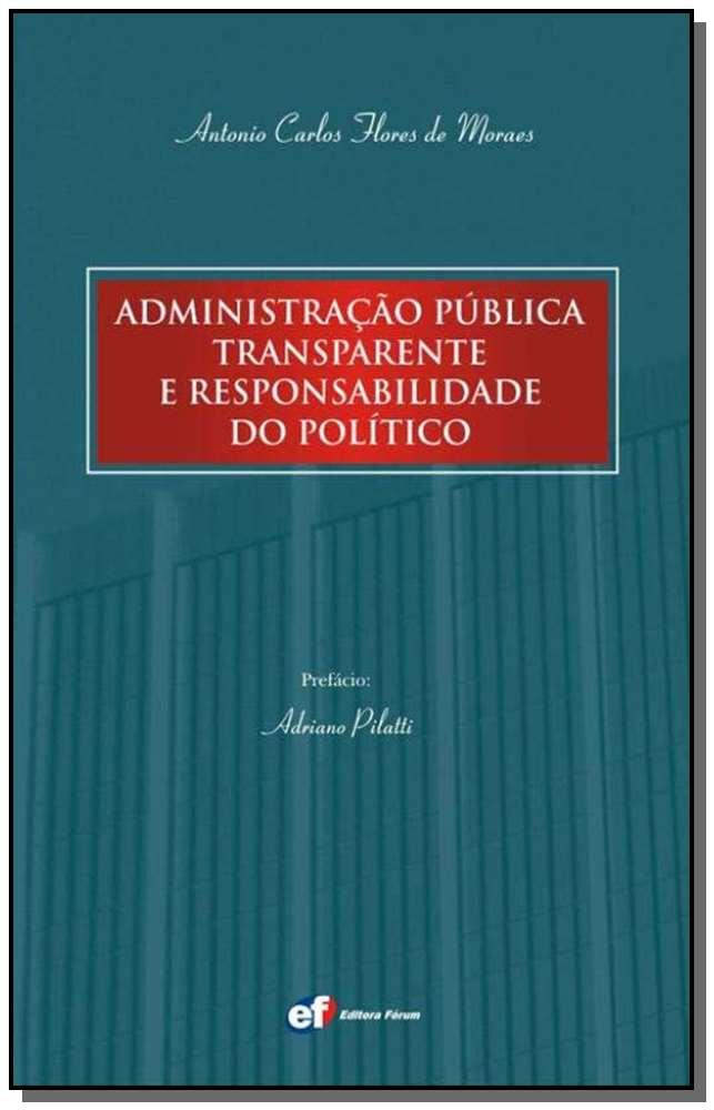 Administracao Publica Transf. Resp. Politico