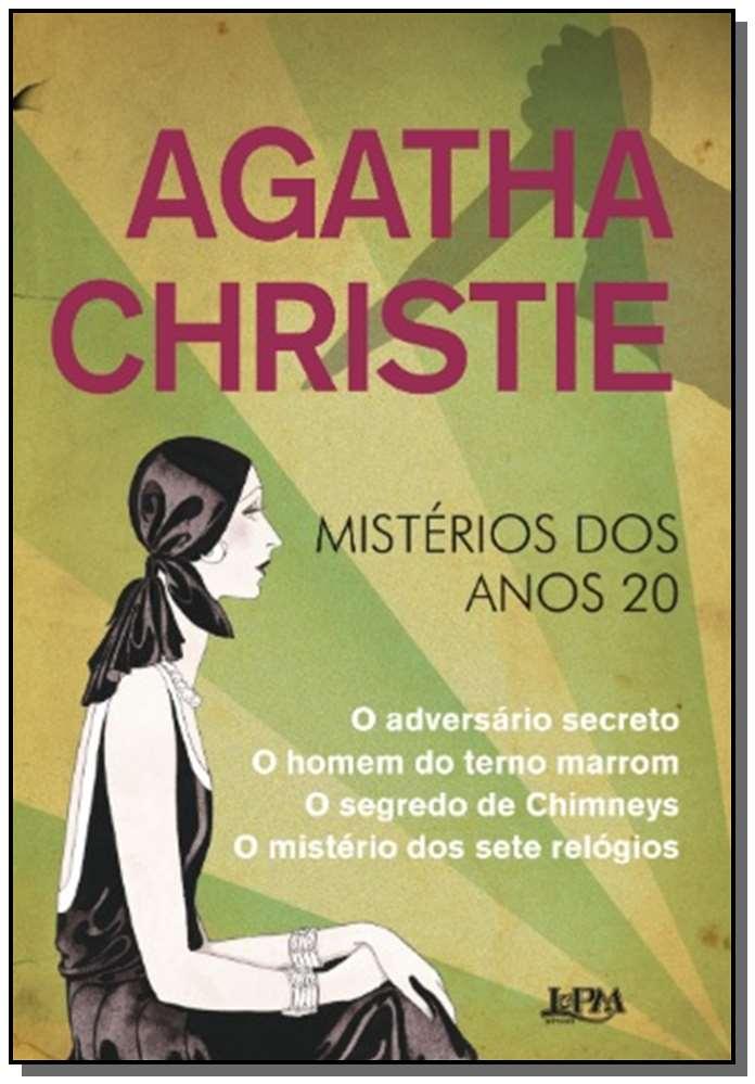 Agatha Christie - Mistérios dos Anos 20