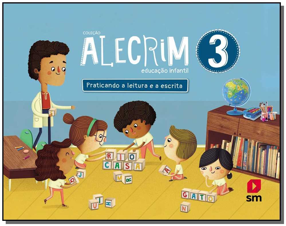 Alecrim - 5 a 6 Anos - Parte 3 - 01Ed/19
