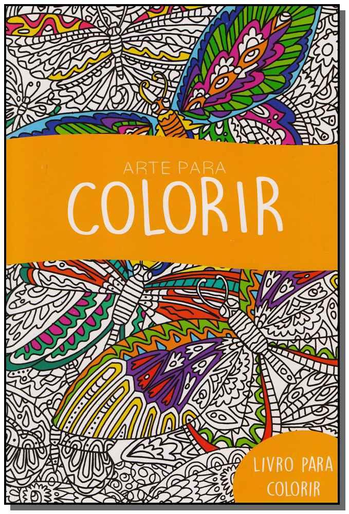 Arte Para Colorir