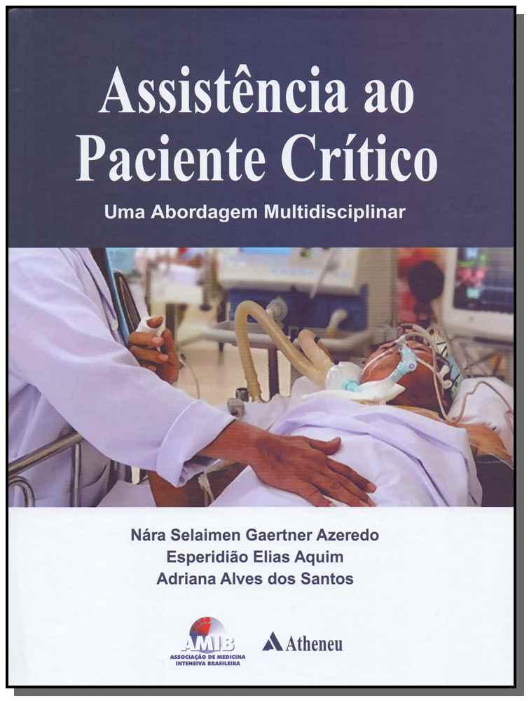 Assistência ao Paciente Crítico - 01Ed/19