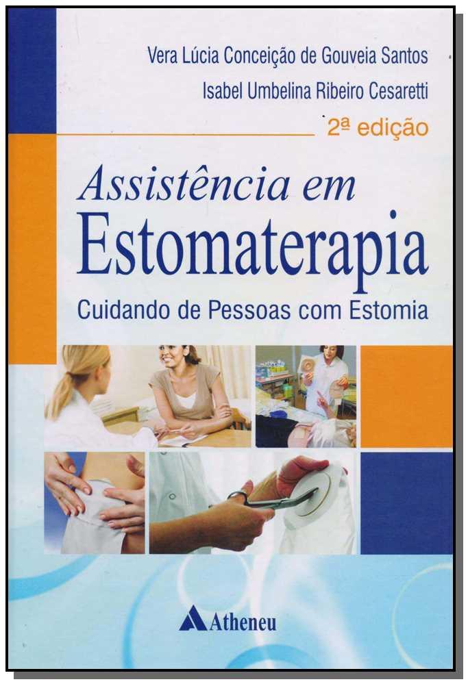 Assistência em Estomaterapia - 02Ed/15