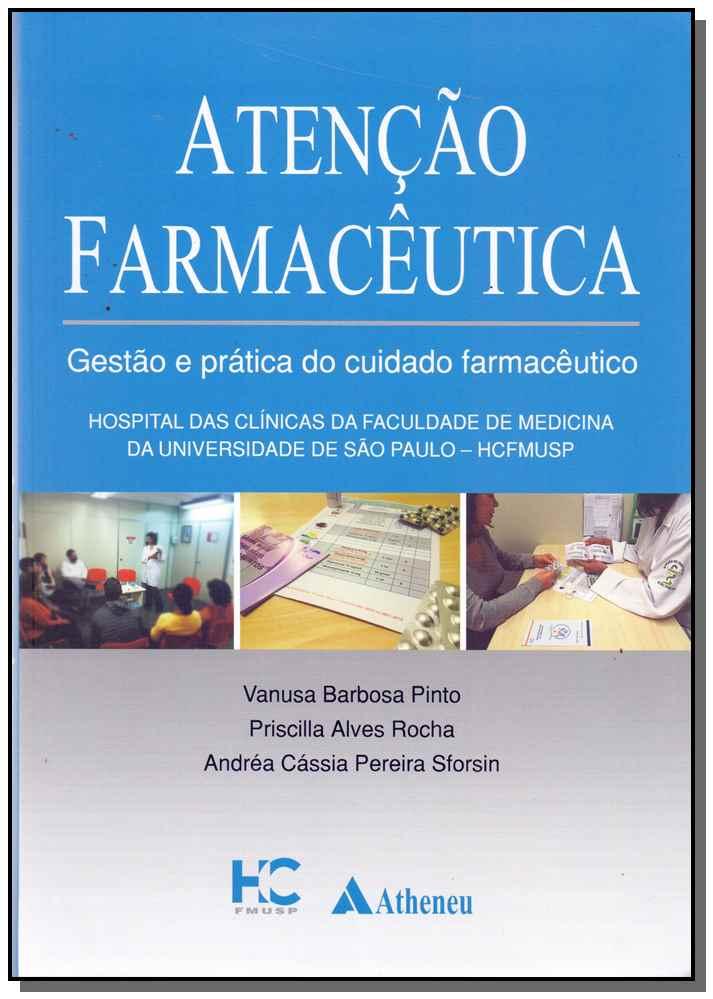 Atenção Farmacêutico - 01Ed/17