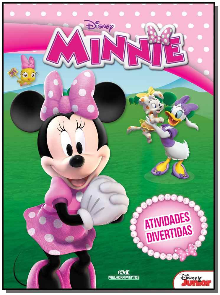 Atividades Divertidas - Minnie
