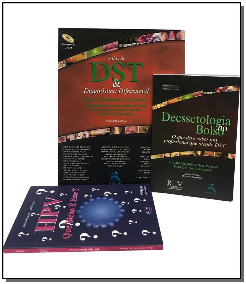 Atlas de DST & Diagnóstico Diferencial