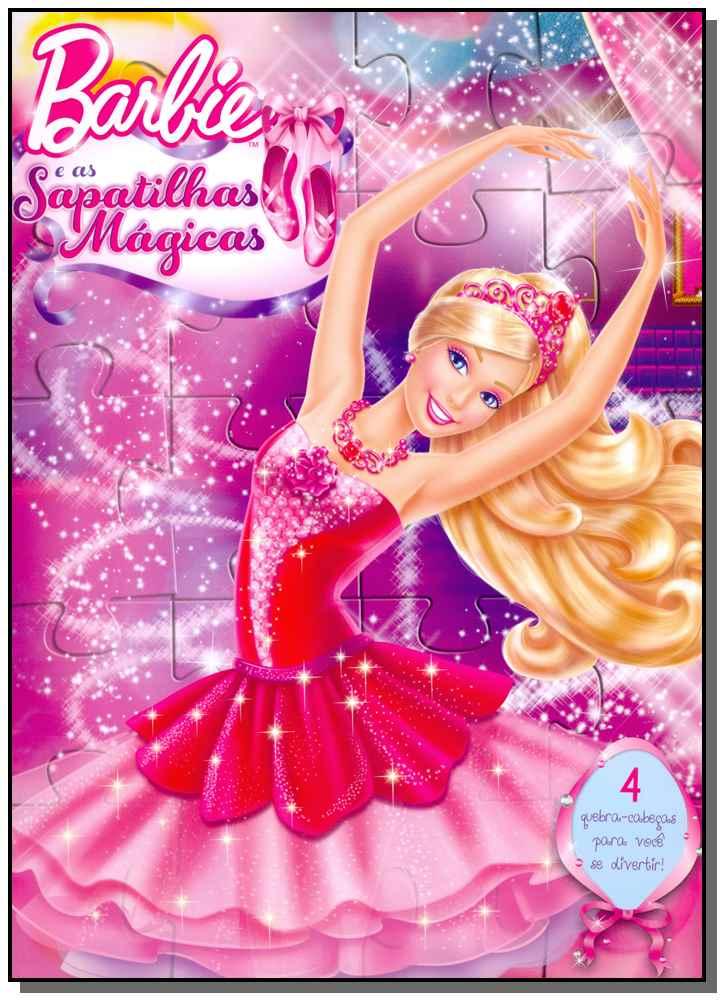 Barbie e As Sapapitlhas Magicas - 6058