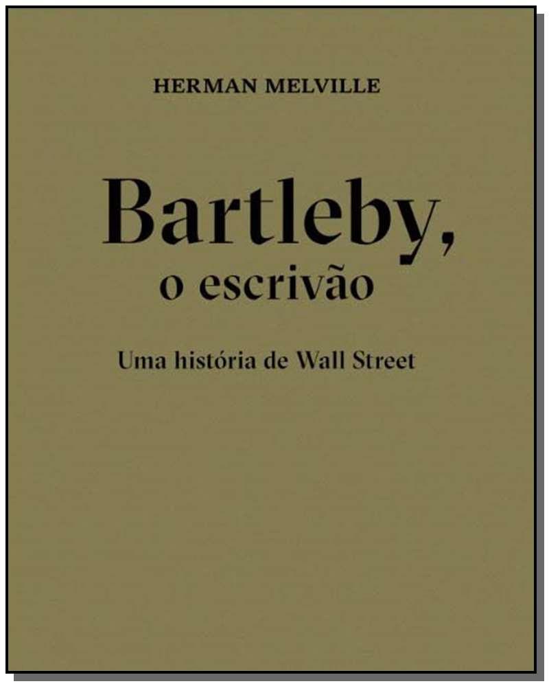 Bartleby, o Escrivao
