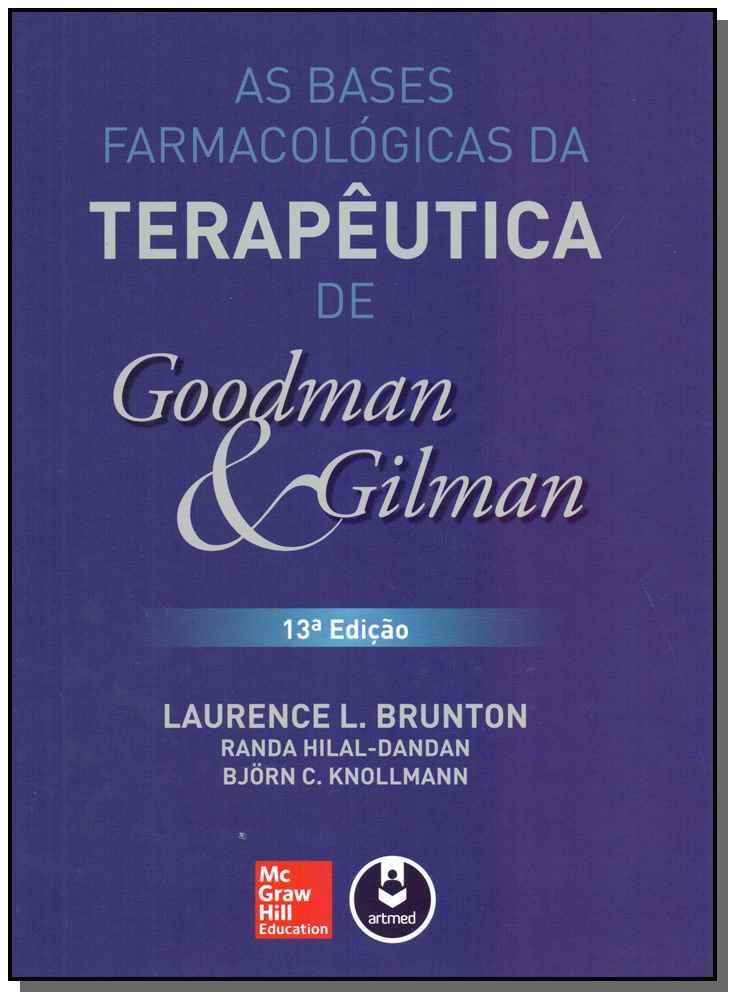 Bases Farmac.da Terap. De Goodman e Gilman 13Ed, A