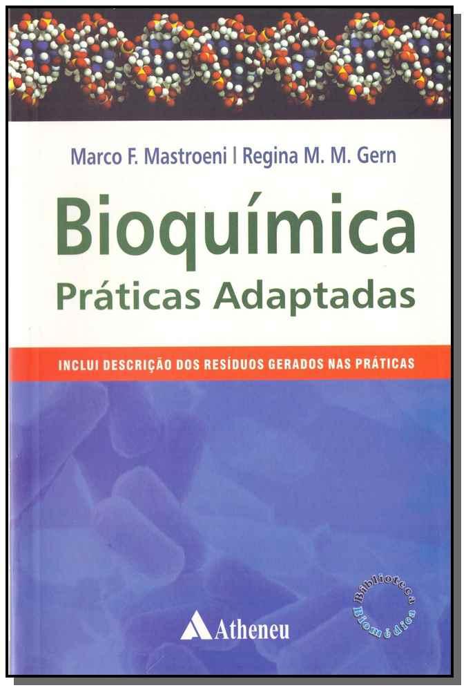Bioquímica Práticas Adaptadas - 01Ed/08