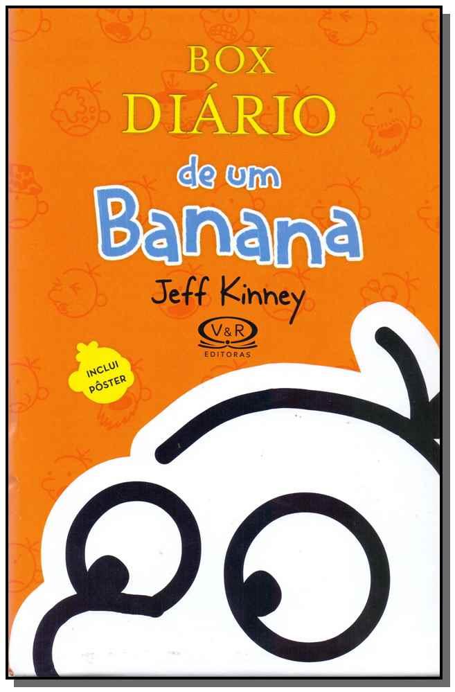 Box - Diario de um Banana