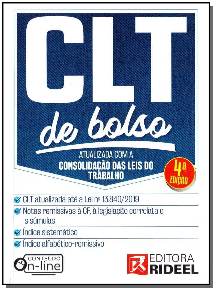 C.L.T. de Bolso - 04Ed/19
