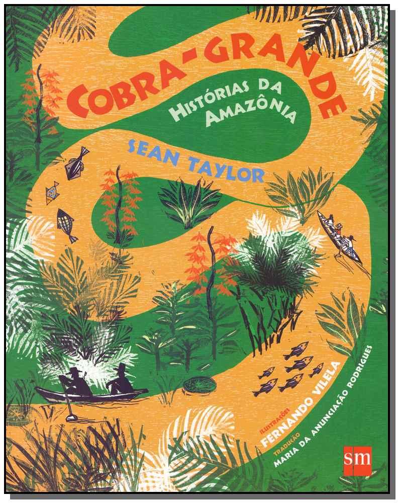 Cobra-Grande - História da Amazônia
