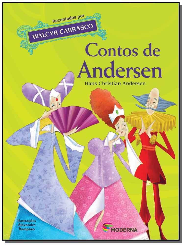 Contos De Andersen