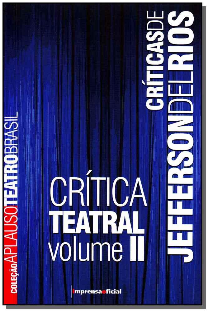 Criticas De Jefferson Del Rios-02 - Col.aplauso