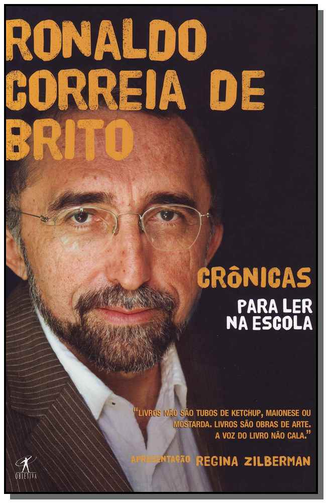 Cronicas Para Ler Na Escola (Ronaldo Correia)
