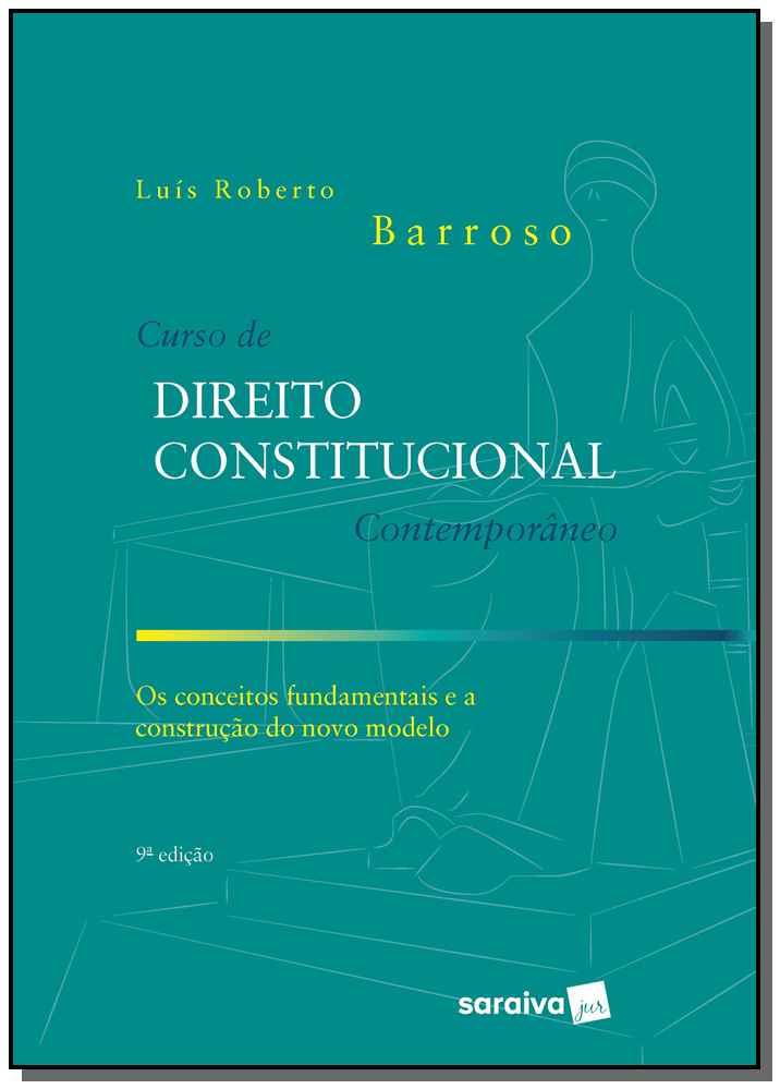 Curso de Direito Constitucional Contemporâneo - 9ª Ed. 2020