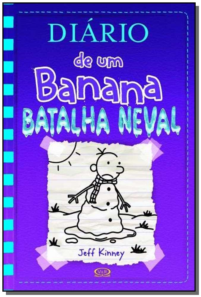 Diário de Um Banana - Vol.13 - Batalha Neval