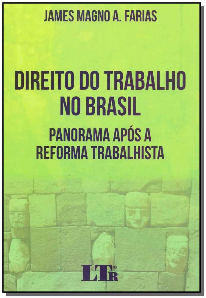 Direito do Trabalho no Brasil - 01Ed/18