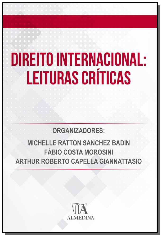 Direito Internacional - Leituras Críticas - 01ED/19