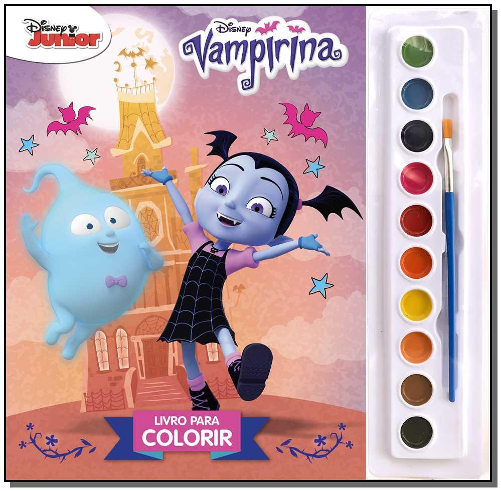 Disney - Aquarela - Vampirina