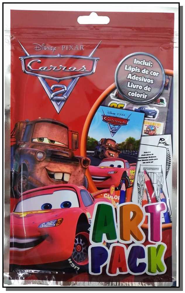 Disney Art Pack Carros 2