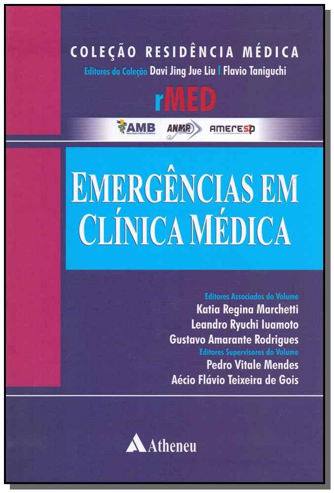 Emergências em Clínica Médica - 01Ed/19