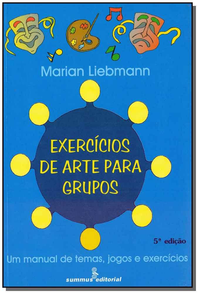 Exercícios de Arte Para Grupos - 05Ed/00