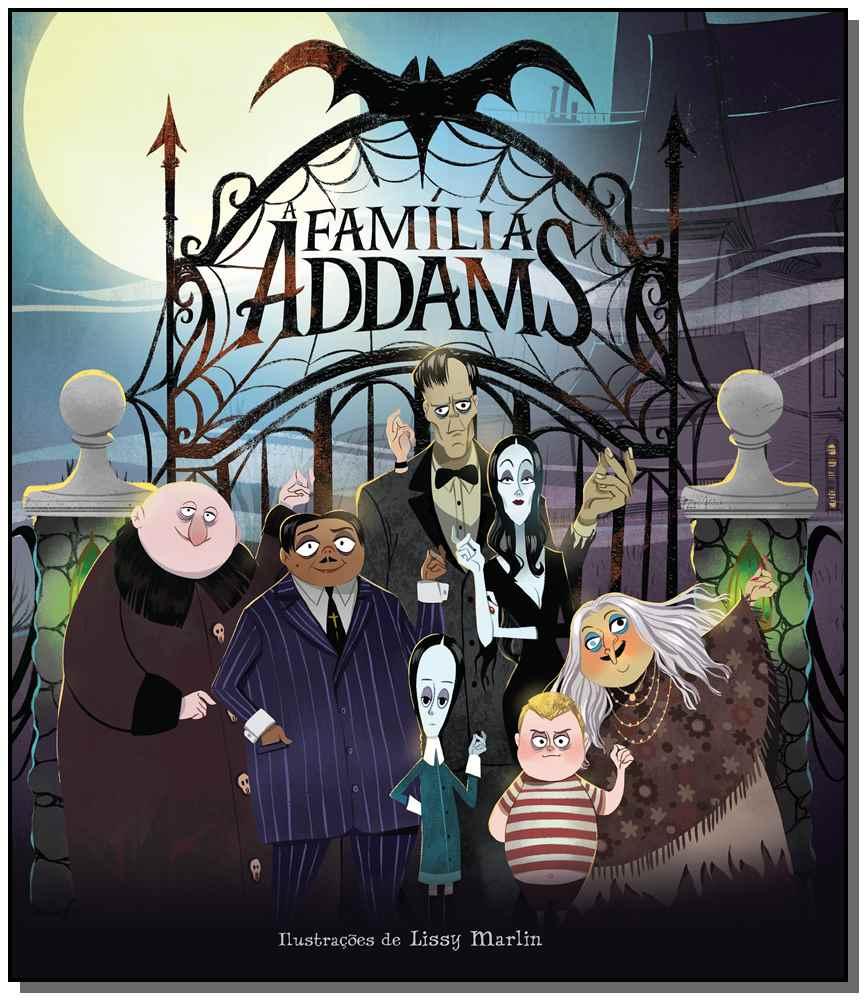 Família Addams, A