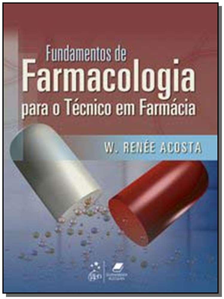 Fundamentos De Farmacologia Para Técnico Em Farmácia