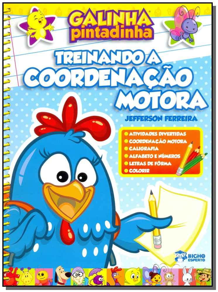Galinha Pintadinha - Treinando a Coordenação Motora