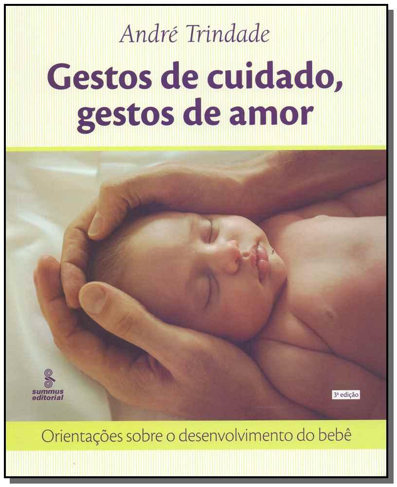 Gestos de Cuidado, Gestos de Amor - 01Ed/13